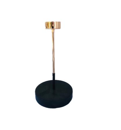 Gold Tea Light Candlestick