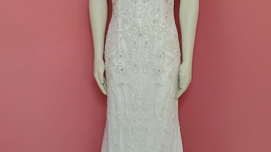 NWT Wedding gown size 4 & 10