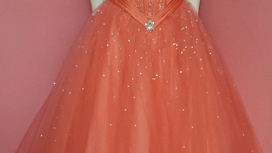 Morilee Gown size 9/10