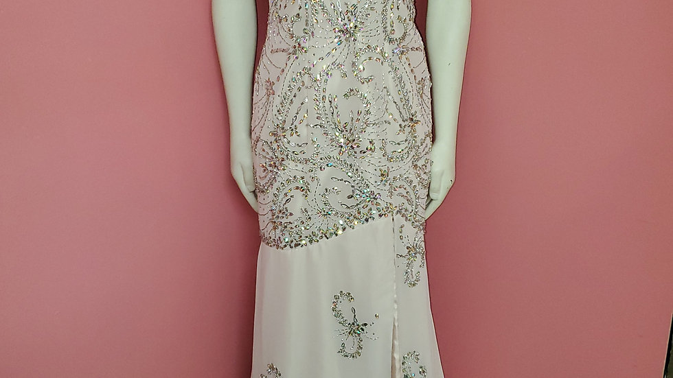 NWT Envious Couture Gown size 4