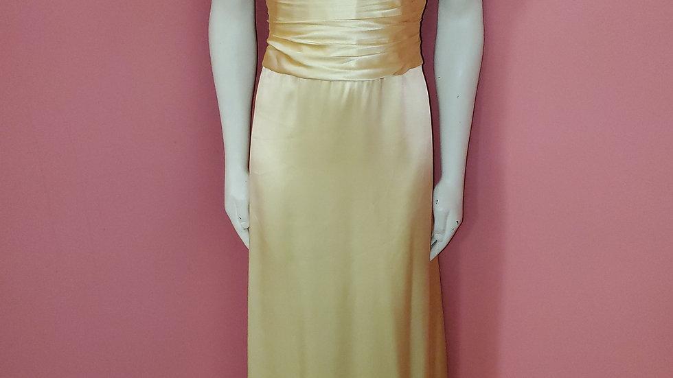 Yellow Dress size 6