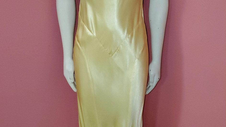 Kiki Yellow Dress size 2