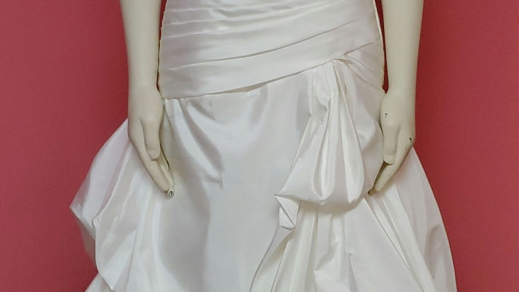 NWT Wedding gown size 8