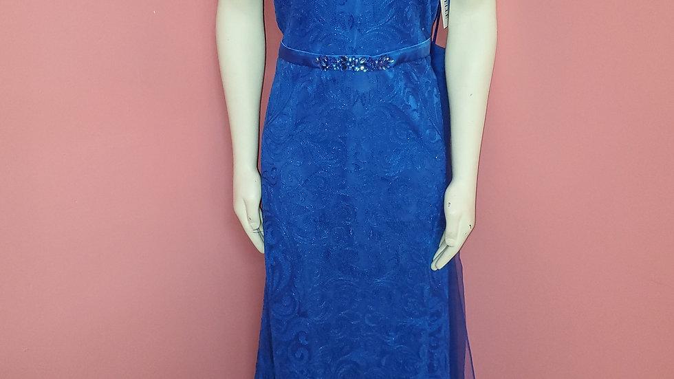 NWT Blue Dress size 14