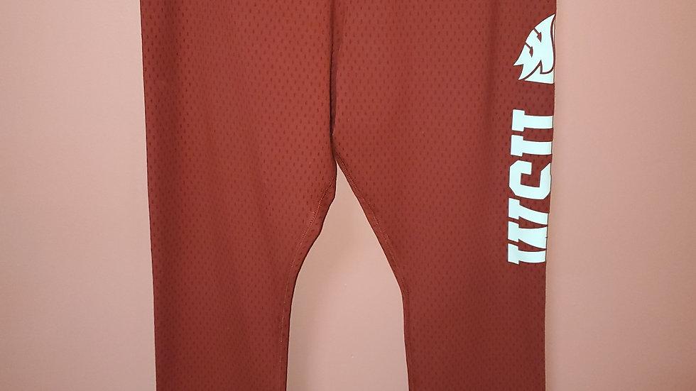 WSU Leggings size L