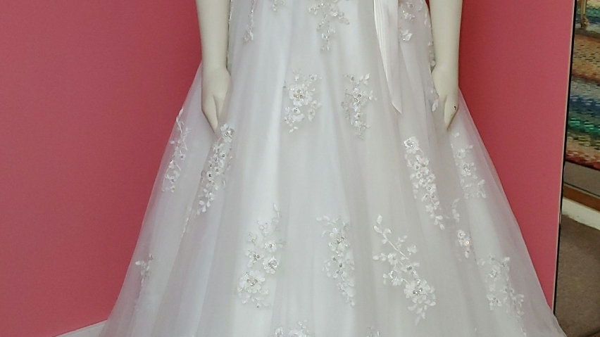 Alfred Angelo size 8