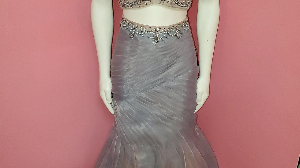 NWT Terani Couture Two Piece size 10