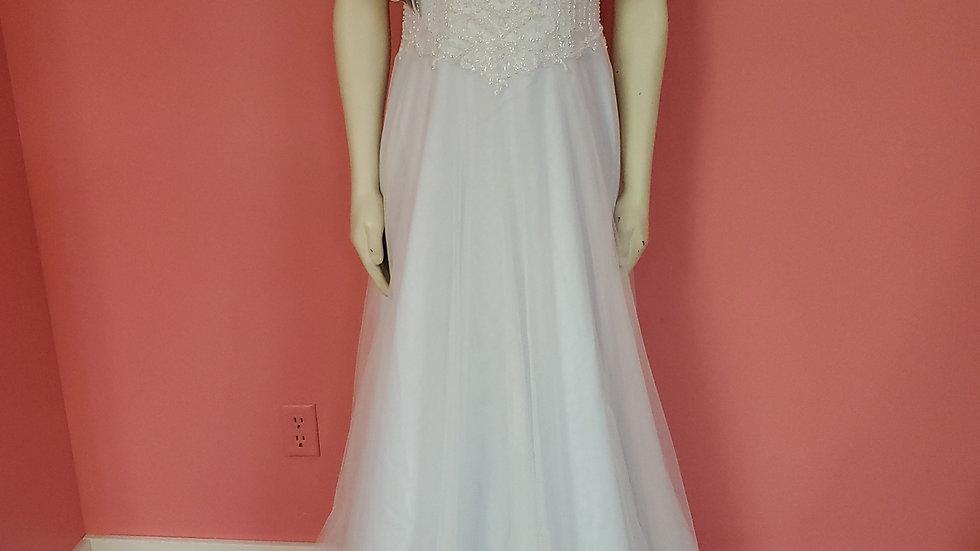 NWT Mary's Bridal size 10