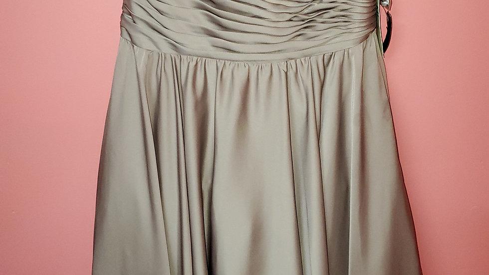 Short Bridesmaids Dress size 10