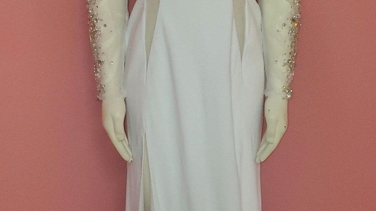 NWT Rachel Allan Prima Donna Gown size 8