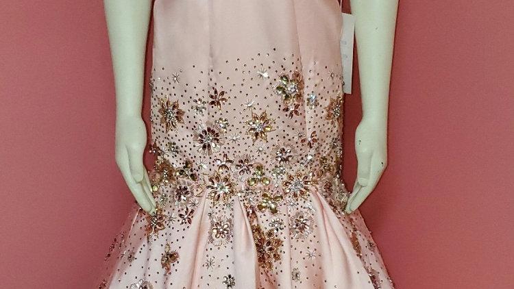 NWT Rachel Allan Mermaid Gown size 2