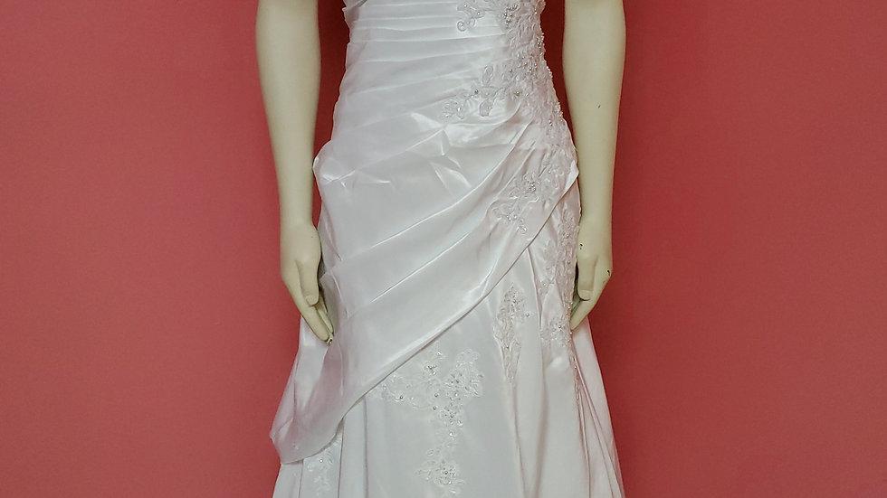 David's Bridal size 10