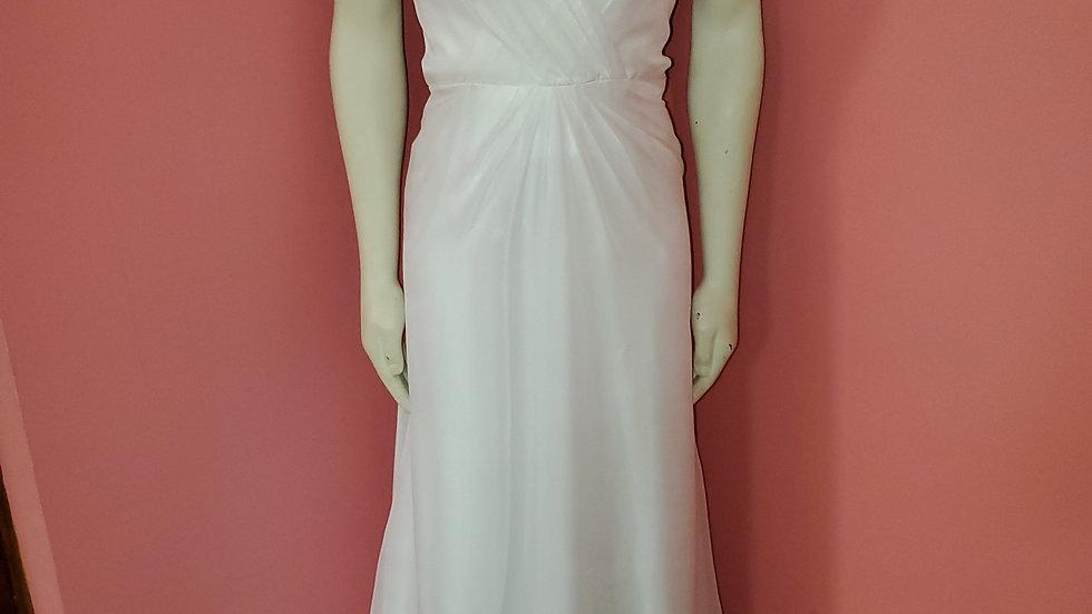 Wedding gown size 6/8