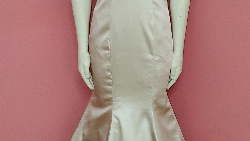 NWT Rachel Allan Mermaid Gown size 4