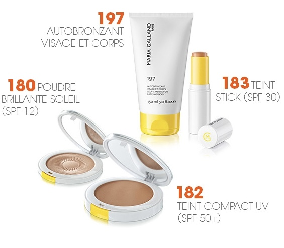 AUTOABBRONZANTE & MAKE-UP SOLARE