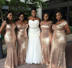 sparkly-rose-gold-sequins-mermaid-brides