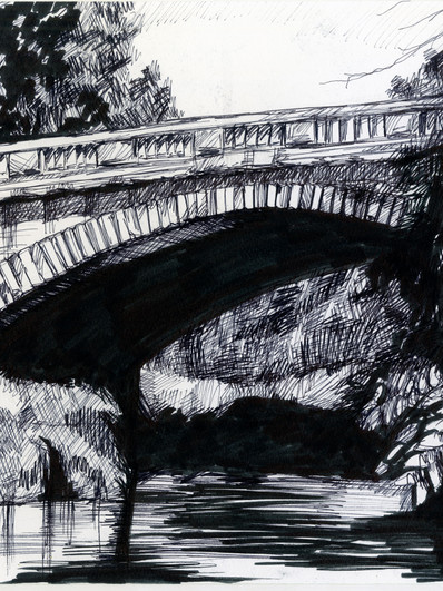 Bronx River Bridge