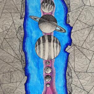 Cosmic Wrap