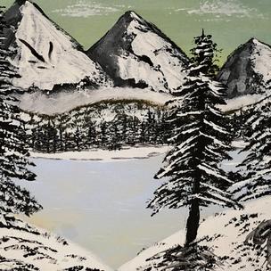 Snow Point Lake