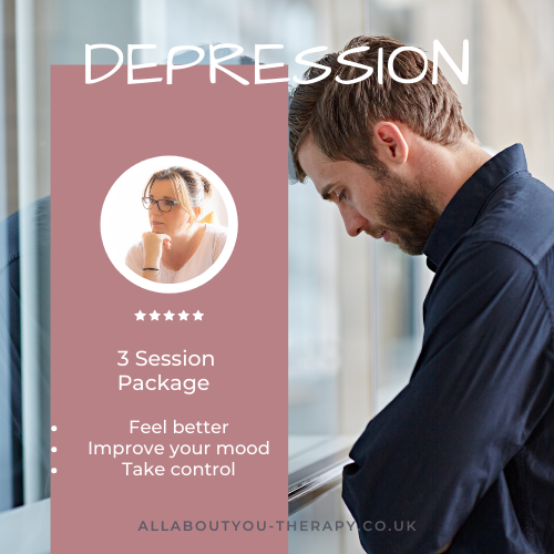 Depression Treatment Package- 3 sessions
