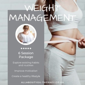 Weight Management Package - 6 sessions