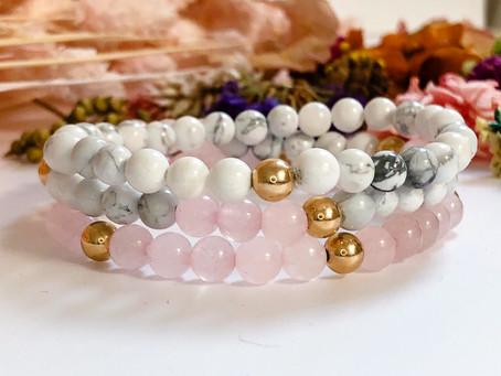 Stretch bracelets for days