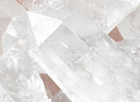 Clear Quartz - Stone of Healing