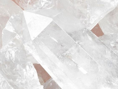 Clear Quartz - Stone of Healing