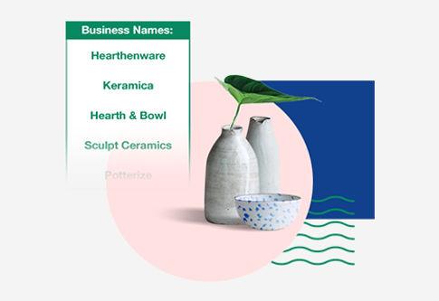 Wix Business Name Generator tool