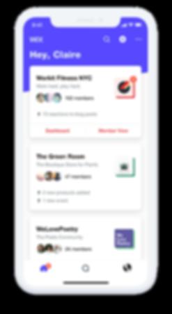 Wix one app