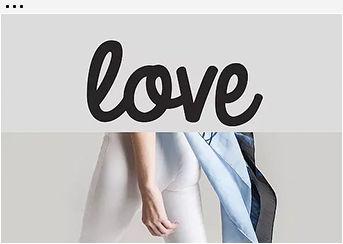 Plantilla de una página web de tienda online de ropa