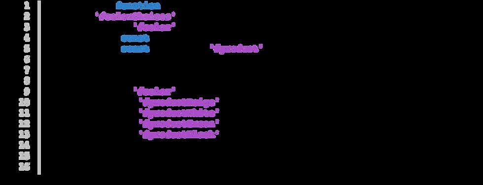 JavaScript que permite aos visitantes da loja visualizar a Classic Duffle em cores diferentes.