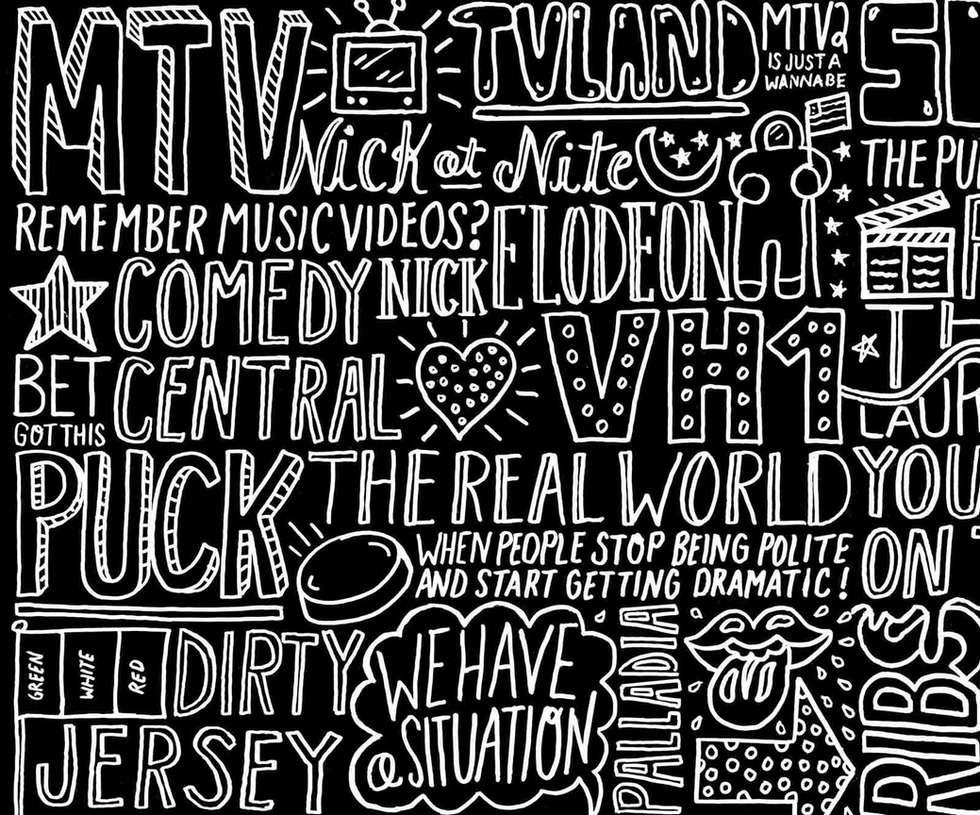 Viacom Wallpaper