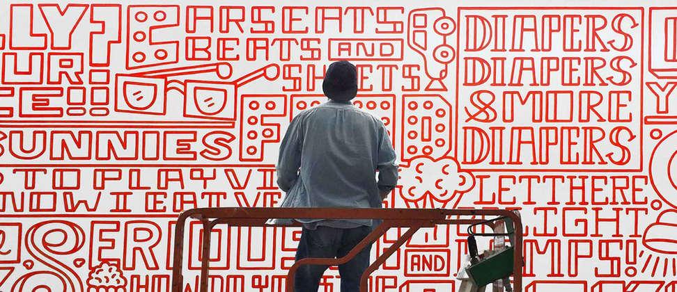 Target Mural