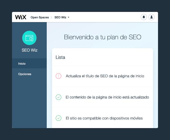 crea un plano personalizado de SEO para tu página web