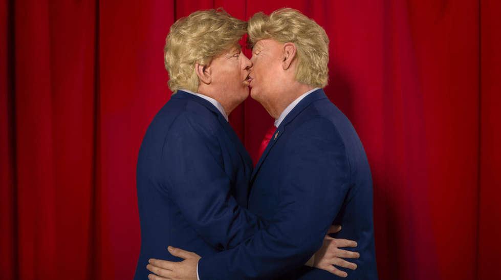 Kissing Trumps