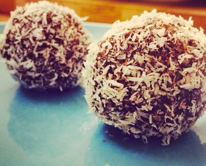 Date and Coconut Bliss Balls