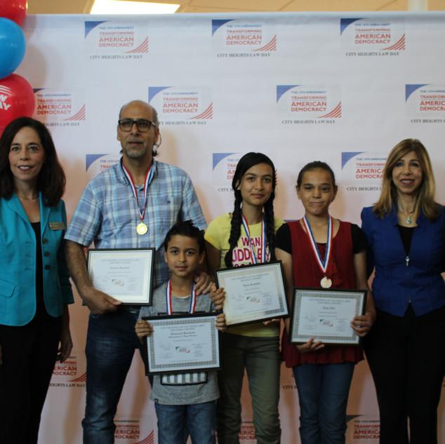 Art Contest Winners 2016