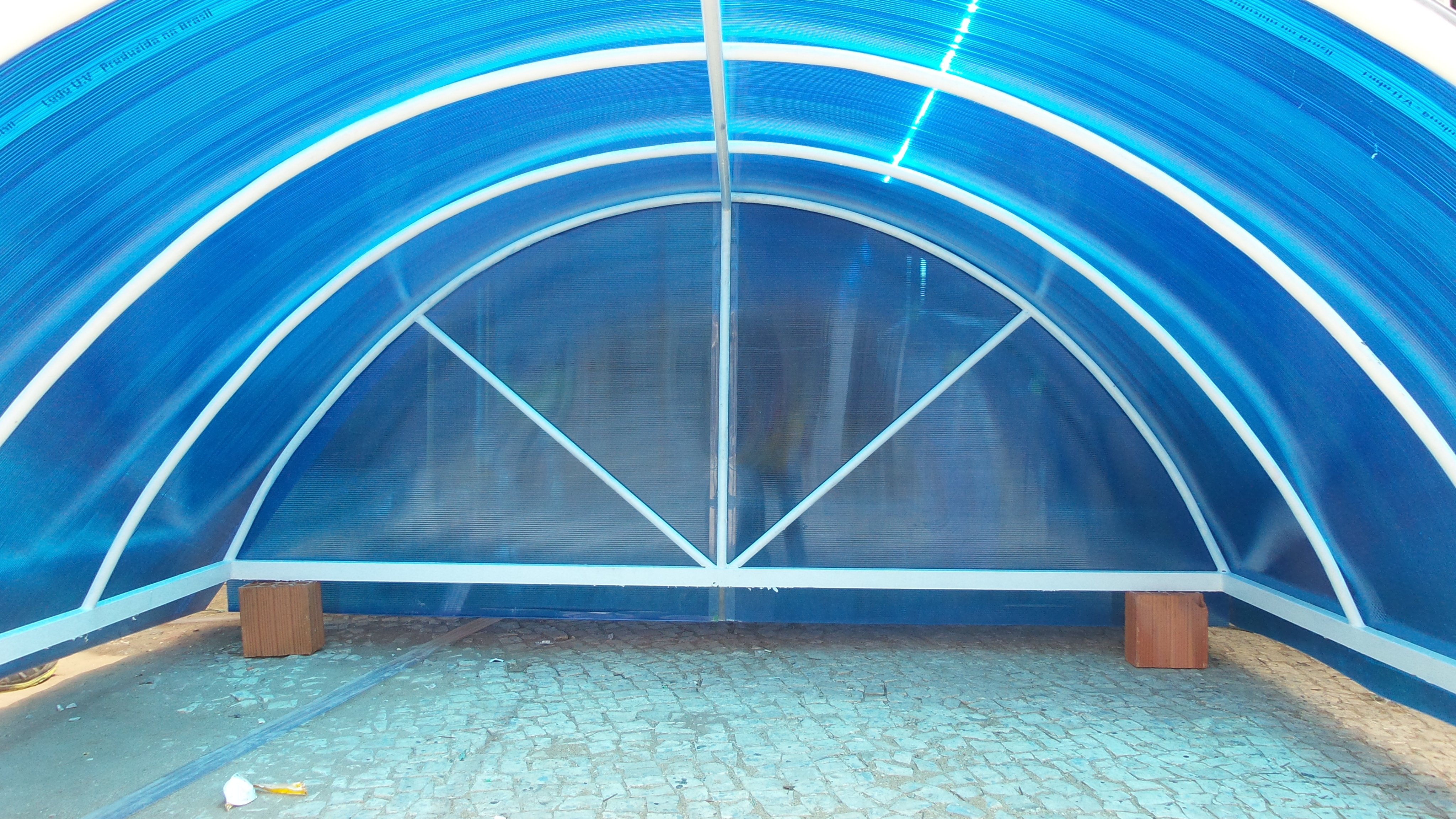 toldo túnel
