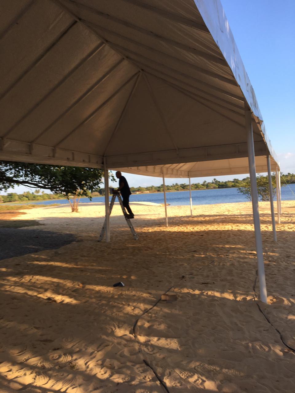 tendas de 10x6 em Eusébio