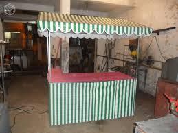 barracas para lanche
