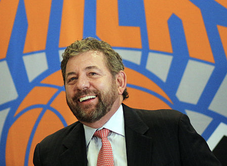 James Dolan: Doing The Right Things