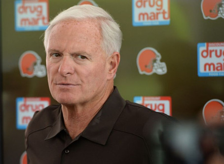 Jimmy Haslam: The Mistake by the Lake