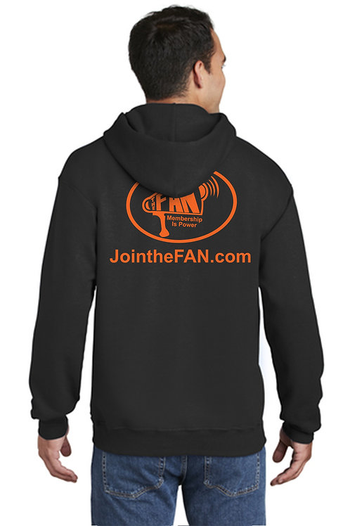 Official FAN Action Nation Hoodie (Black)