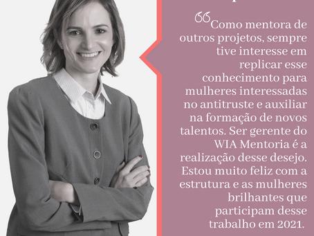 Nesta semana, apresentamos mais duas mentoras do WIA.