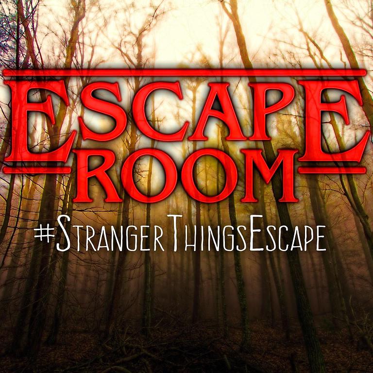 Stranger Things Escape Room