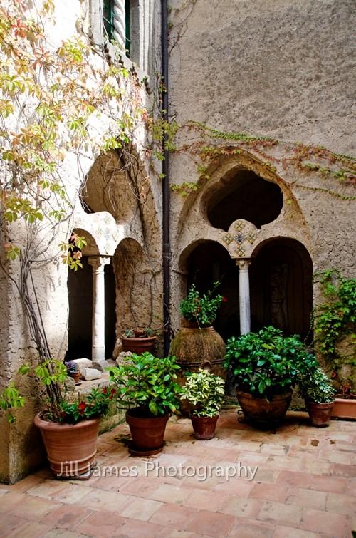 Potted Plants (V) - Ravello, Italy