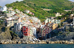 Coming Back To Cinque Terre