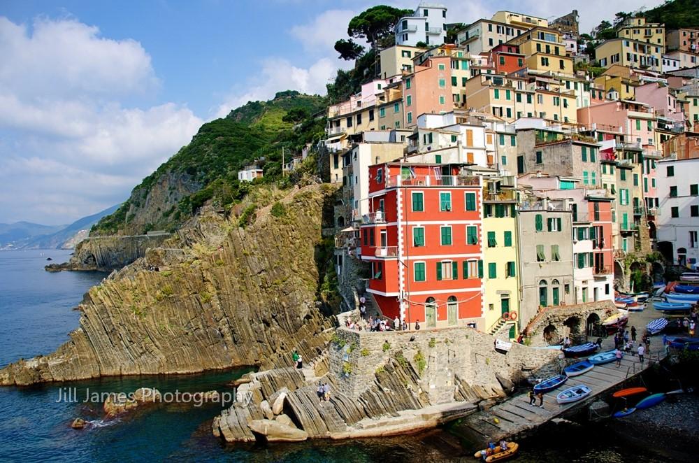 The Colors Of Cinque Terre