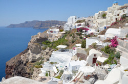 Oia Village - Santorini, Greece
